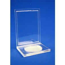 Acrylic Block Well For Candle
