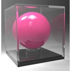 Acrylic Display Case Snooker Ball