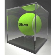 Acrylic Display Case Tennis Ball