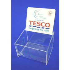 Tesco Coin Collection Box