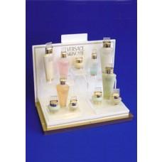 Acrylic Printed Cosmetics Unit